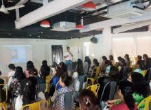 Event Speaker At Empowering Women Entrepreneur